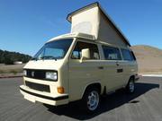 Volkswagen 1984 1984 - Volkswagen Bus/vanagon