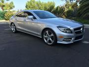 Mercedes-benz Cls-class 45000 miles